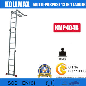 Multi-Purpose Ladder 4X4 (strong hinge version) pictures & photos