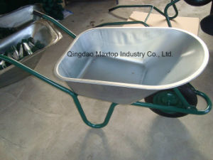 China Jiaonan Wheelbarrow for Romania Market pictures & photos