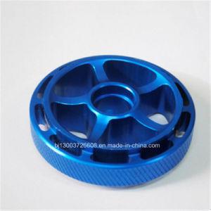 Blue Anodized Precision Machining Parts for Auto Parts pictures & photos