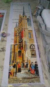 Mosaic Mural Art Mosaic Picture Artistic Mosaic (HMP809) pictures & photos