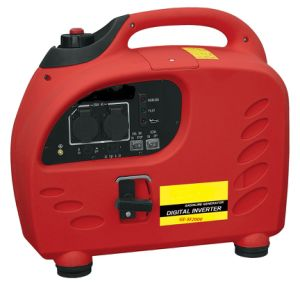 2.0kVA Digital Generator with EPA, GS, CE pictures & photos