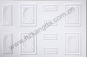 PVC Embossed Board (Y-18) pictures & photos