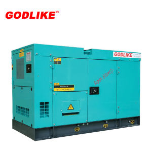 Famous Manufacturer Supply 20kw/25kVA Silent Type Power Generator (GDX25*S) pictures & photos