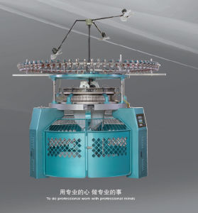 Single Jersey Circular Knitting Machine pictures & photos