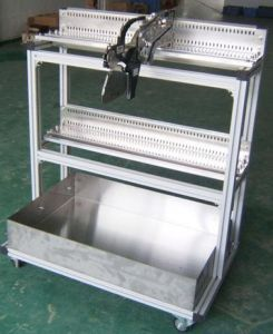 Samsung Electric Feeder Storage Cart Trolly pictures & photos