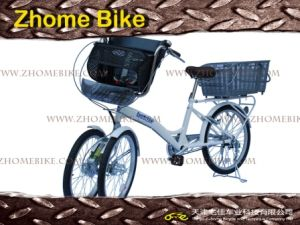 Bicycles/Mother Bike/Mama Bike for Japan Market/Zh15MB02 pictures & photos