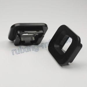 POM Plastic Parts CNC Machining Part for Digital Camera Protective Cap pictures & photos
