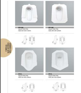 Ceramic Sanitary Wares Squat Pan From Tangshan pictures & photos