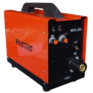 MIG IGBT Welder with High Duty Cycle (MIG-200T) pictures & photos