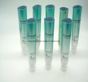 Aluminum Plastic Laminated Tube for Cosmetics Facial Cleanser with Hairbrush pictures & photos
