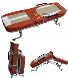 Safe Electric Portable Massage Bed Rt6018e-2 pictures & photos