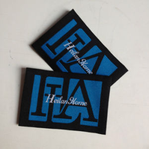 Hight Quality Woven Label for Garment pictures & photos