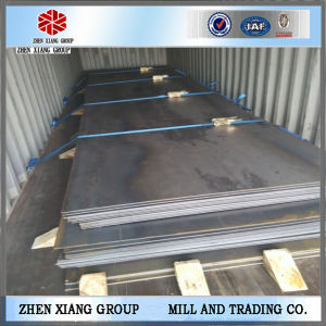 Building Structure Steel Plate A36/Q235/Ss400 pictures & photos