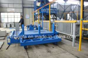 Panel Cement Sandwich Production Line Automatic Concrete Cement Brick Block Making Machine pictures & photos