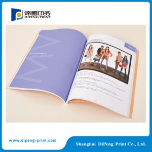 Professional Perfect Binding Full Color Cloth Catalog Design Printing pictures & photos