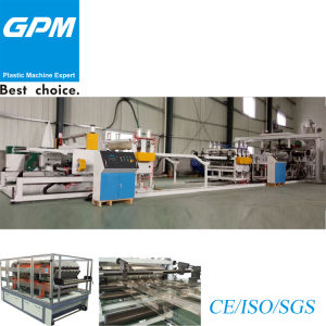 Plastic PP PE Sheet Extrusion Line pictures & photos