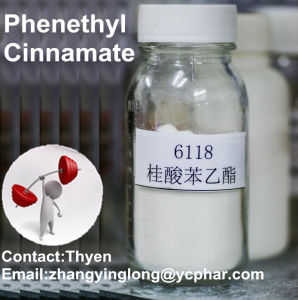 Hot Sell Phenethyl Cinnamate with Competitive Price (103-53-7) pictures & photos