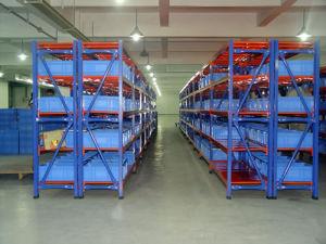 Medium Duty Warehouse Rack/Metal Rack/ Storage Racking/ Steel Shelves pictures & photos
