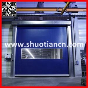 Industrial Fast Moving Shutter Rapid Speed Door (ST-001) pictures & photos