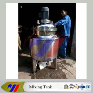 High Shear Mixing Tanks Emulsification Tank pictures & photos
