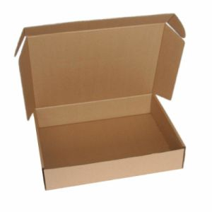 Shopping Protect Corrugated Carton Customized Recycled Corrugated Shipping Carton Box with Color Printing pictures & photos