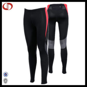 Top Quality Men′s Sport Compression Running Pants pictures & photos