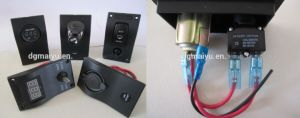 Waterproof Marine Mixing Switch Panel with Cigarette Socker pictures & photos