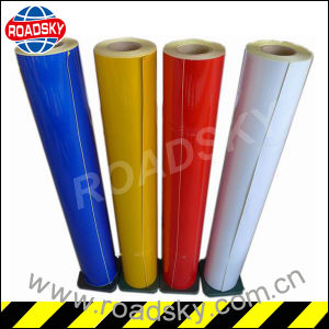 High Visibility Pet Type Diamond Grade 3m Reflective Film pictures & photos