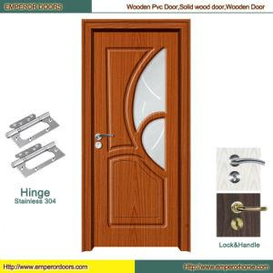 China bathroom glass door single door design door factory for Single wooden door designs 2016
