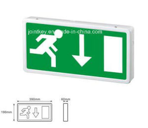 LED Emergency Exit Box Sign Jk318mled pictures & photos