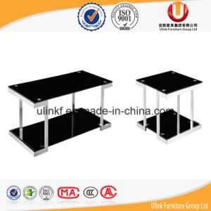New Design Living Room Glass Tea Table (UL-ST321) pictures & photos