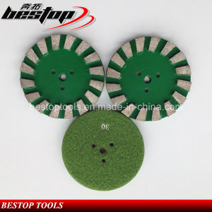 5 Inch Stone Grinding Disc for Granite and Marble Polishing pictures & photos