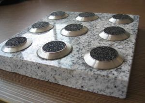 Stainless Steel Road Stud Tactile Indicator for Blind (XC-MDD1304A) pictures & photos