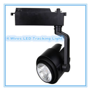 for Shops Using 4 Wires 30W LED Track Light pictures & photos