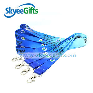 High Quality Full Body Harness Soccer Lanyard with Card Holder pictures & photos
