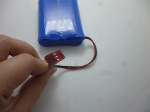 Lithium Battery Pack 11.1V Capacity 2200mAh 3s1p 18650 pictures & photos