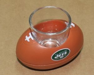 America Football Shape Bottle Can Holder