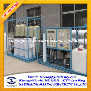 Reverse Osmosis Sea Water Desalination Unit for Water Treatment pictures & photos