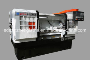 CNC Lathe Machine Tool Price