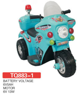 New Fashion Electrical Motorcycle with Battery for Baby! pictures & photos