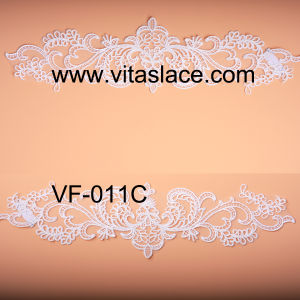 White Corded Lace Motif Wholesale Vf-011c pictures & photos