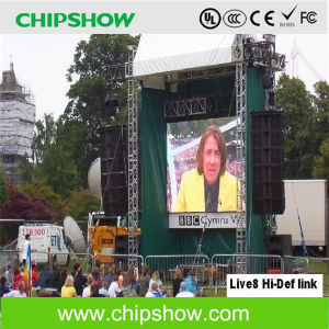 Chipshow Rr5.33 Outdoor LED Video Screen Rental LED Display pictures & photos