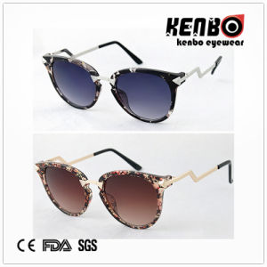 New Coming Fashion Sunglasses with Metal Temples for Accessory UV400 Kp50364 pictures & photos