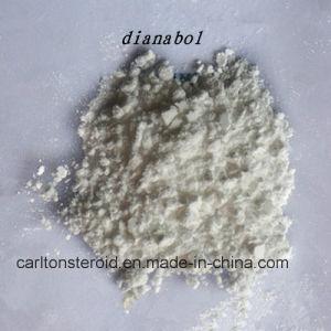 Bodybuilding Steroid Hormones Powder Metandienone Dianabol Methandrostenolone CAS 72-63-9