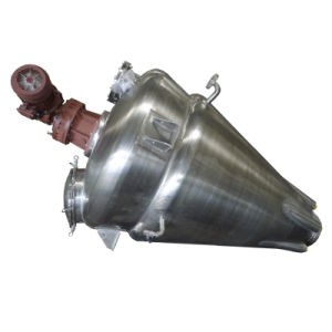 Conical Screw Mixer with Heating Cooling Function pictures & photos