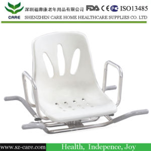 Stainless Swivel Shower Chair for Bathtub pictures & photos