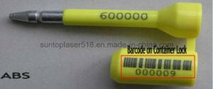 Laser Marking Machine/Container Keychain Marking/Plastic Laser Marking pictures & photos
