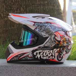 Hot Sale Helmet Full Face Motorcycle Helmet (MH-001) pictures & photos