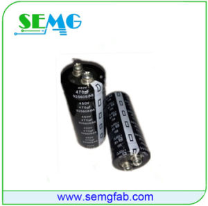 The Best Sales 4700UF 250V Super Electrolytic Motor Capacitors pictures & photos