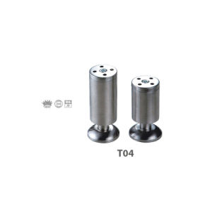 Metal Stainless Steel Furniture Hardware Table Feet (T04) pictures & photos